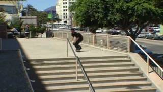Worst skateboard bail ever - Andrew Caro
