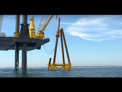 Financing the US's first offshore wind farm