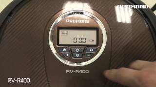 Робот-пылесос REDMOND RV-R400, уборка помещения без вашего участия!(Подробнее: http://multivarka.pro/catalog/pylesosy/pylesos_redmond_rv_r400/ Робот-пылесос REDMOND RV-R400 – мощный, надёжный, почти бесшумный ..., 2015-09-21T15:51:51.000Z)