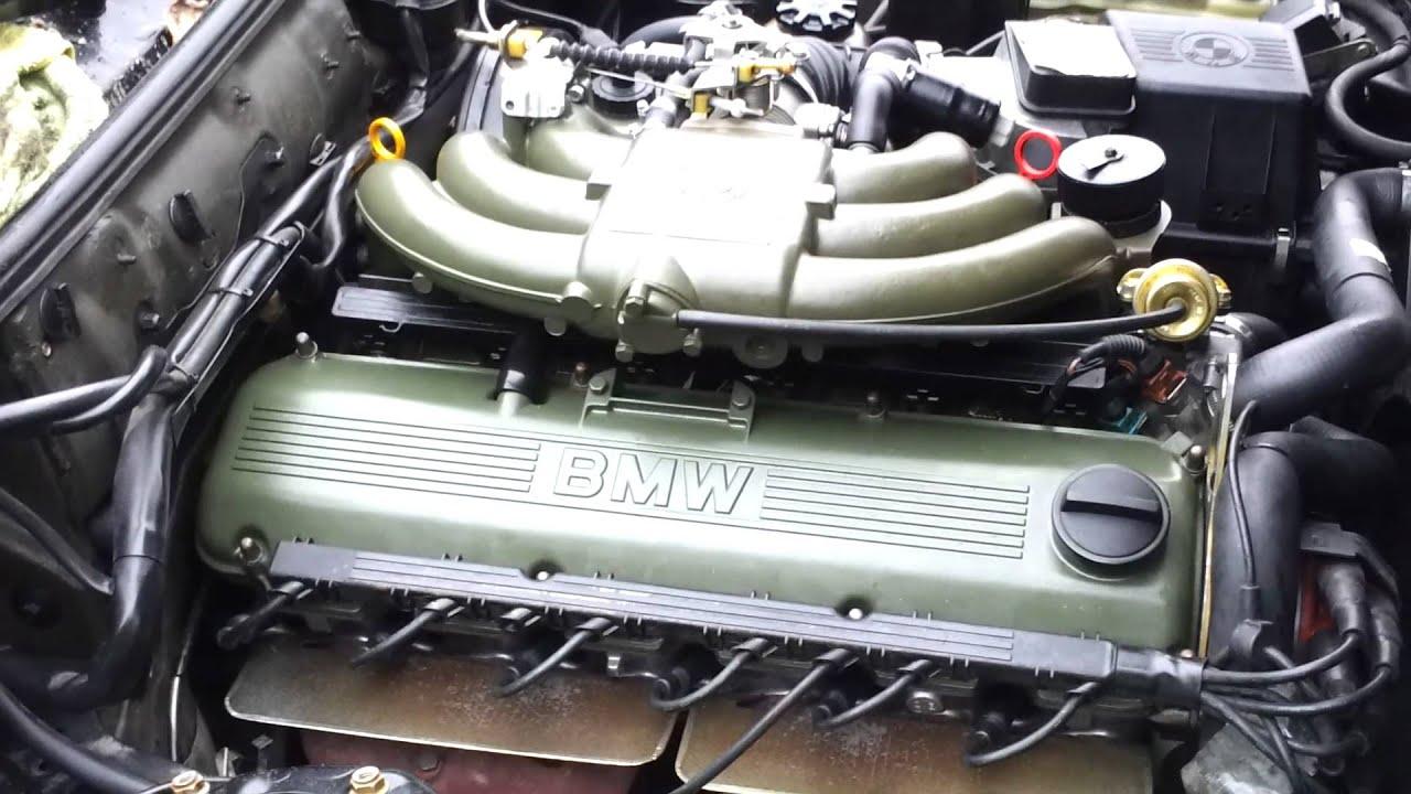 bmw e30 m20b25 engine knock 1 - youtube e30 m50 engine harness diagram e30 m20b25 engine diagram
