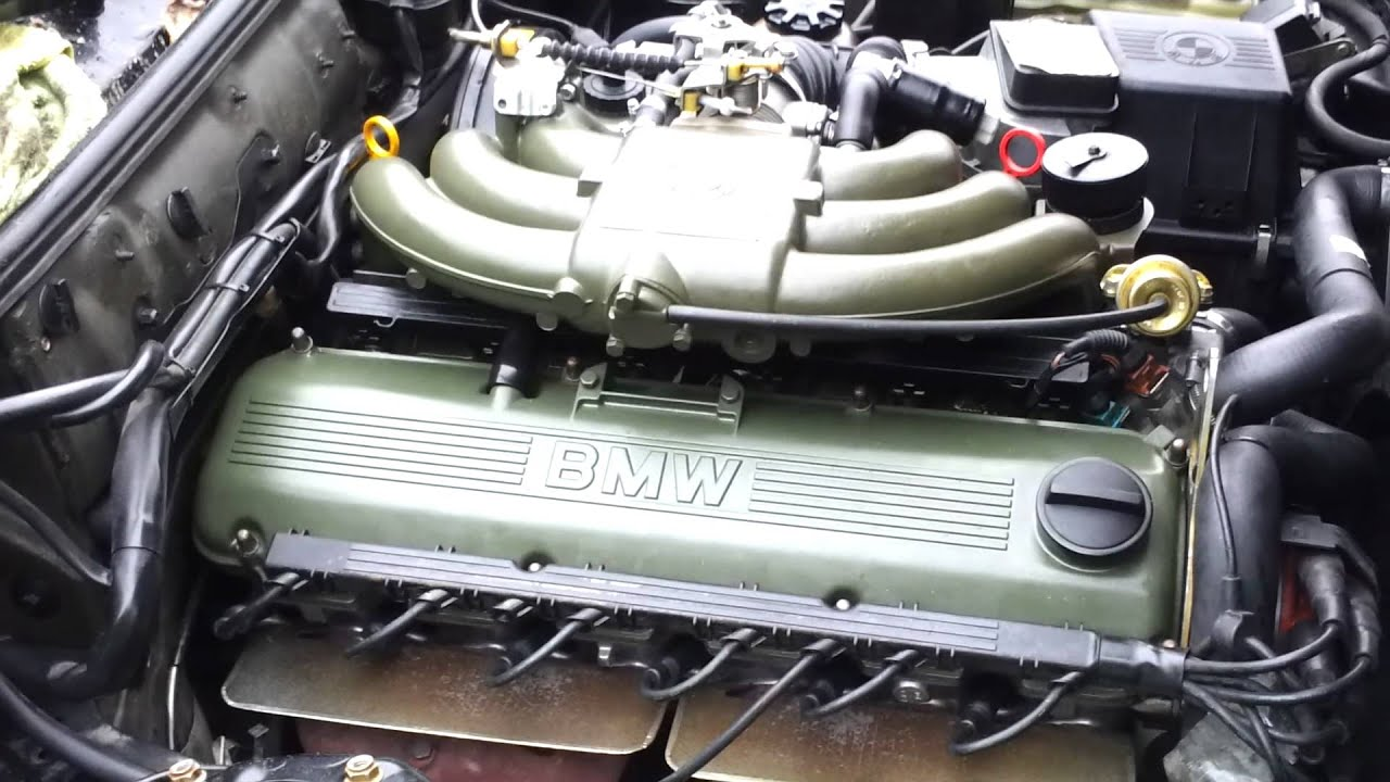bmw e30 m20b25 engine knock 1 youtube bmw e30 parts diagram bmw e30 engine diagram [ 1280 x 720 Pixel ]
