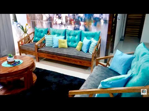 LIVING ROOM MAKEOVER ON A BUDGET / Indian Home Tour / हिंदी में / Indian Home Decor / Drawing Room