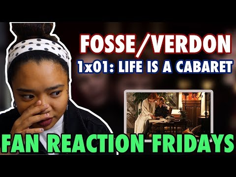 "Fosse/Verdon Season 1 Episode 1: ""Life Is A Cabaret"" Reaction & Review 