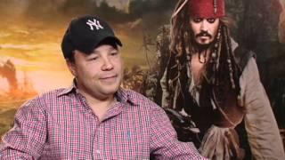 Stephen Graham On Pirates Of The Caribbean: On Stranger Tides | Empire Magazine