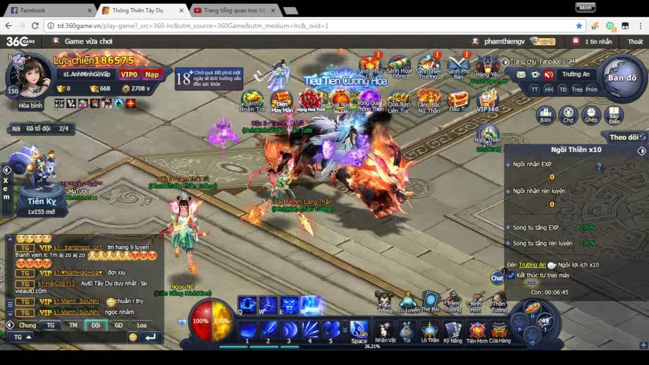 Thông Thiên Tây Du 360 game