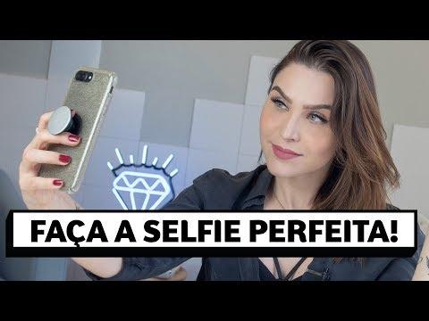 Truques para a SELFIE PERFEITA! | Lu Ferreira | Chata de Galocha
