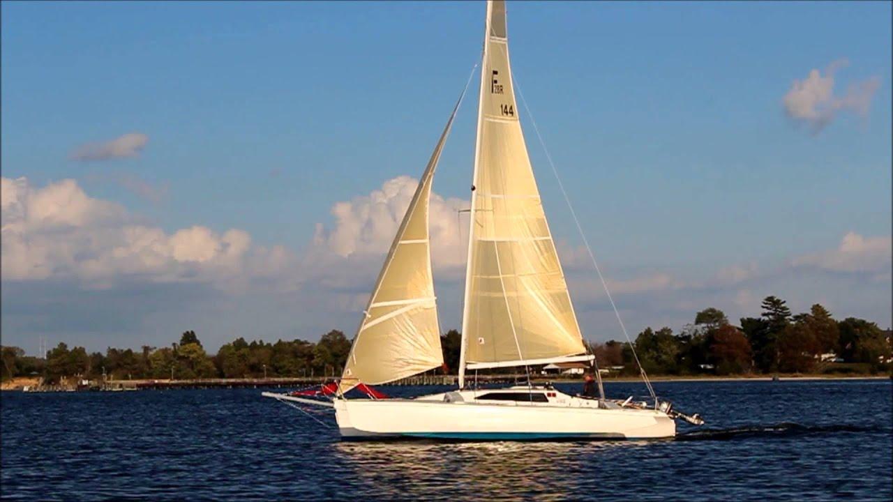 Sailing a Catamaran Solo - Cruisers & Sailing Forums