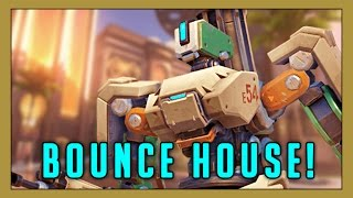 Seagull's Bastion meets the Bounce House