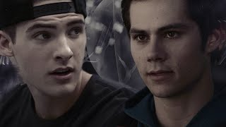 stiles & theo | you made your bed