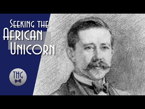 Sir Henry Hamilton Johnston and the search for the Unicorn