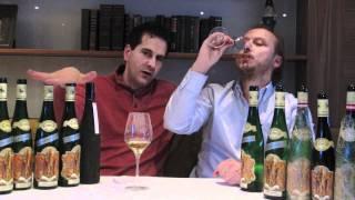 Die Vinothekenfüllung von Knoll aus der Wachau- zurecht eine Legende