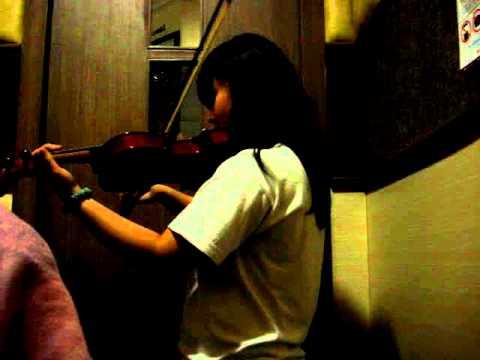 Violin Trinity College London Grade 2 - La Cucaracha, Trad. Spanish