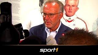 'Alles Amateure'  Rummenigge watscht DFB ab | SPORT1