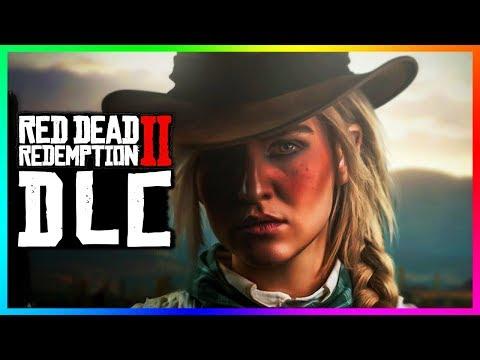 Red Dead Redemption 2 Story Mode DLC - NEW LEAKS! Sadie Adler, Princess IKZ, Micah's SECRET & MORE! thumbnail