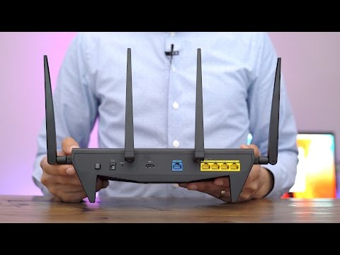 Synology RT2600ac wireless router — my AirPort Extreme replacement!