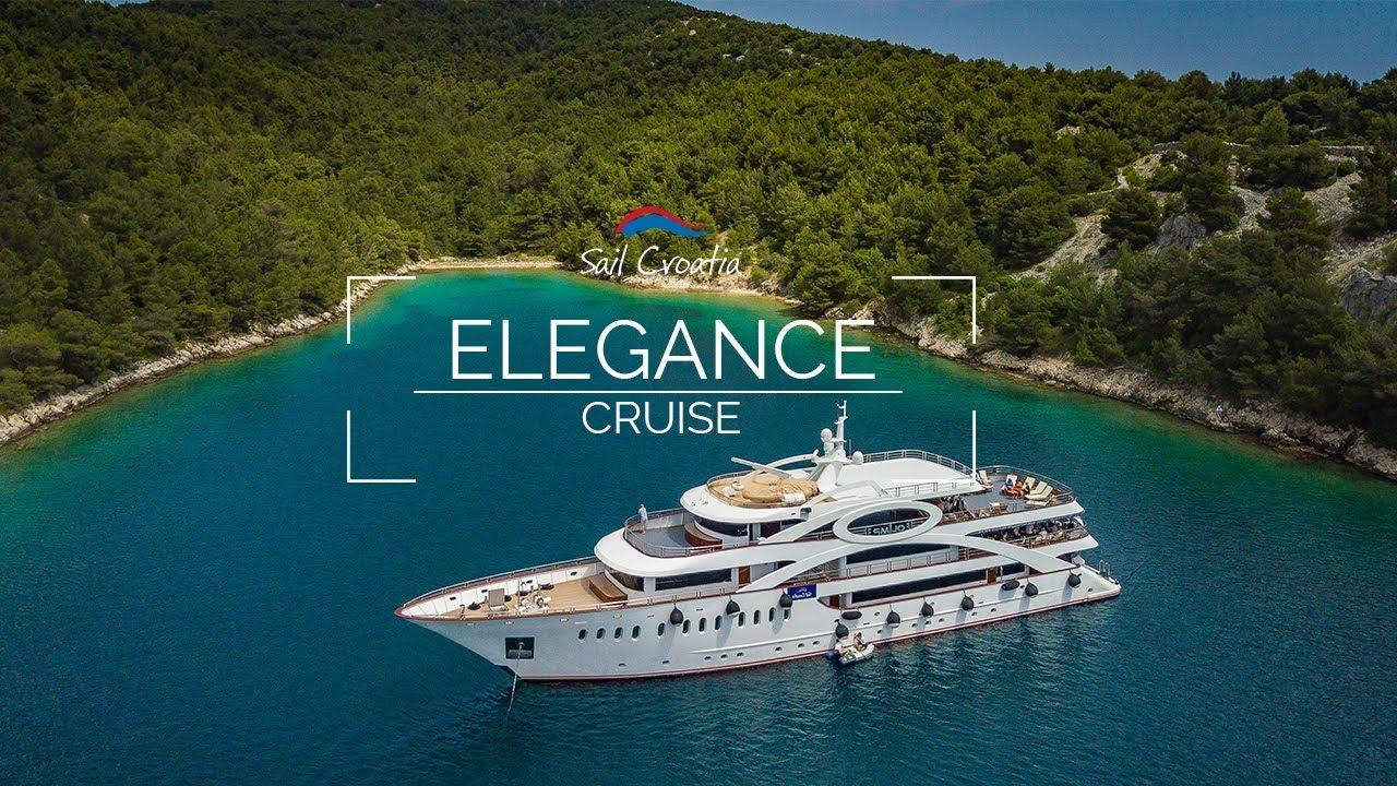 Elegance Cruises   7 Day Luxury Croatia Cruises 2019 & 2020