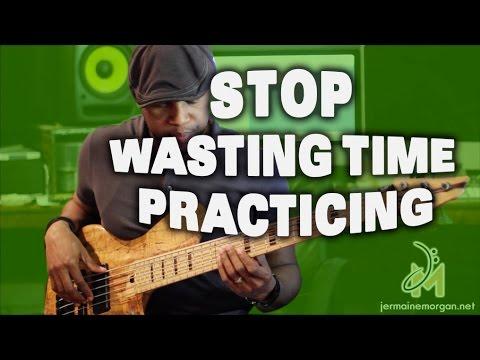 STOP WASTING TIME PRACTICING - J MORGAN TV EP.7