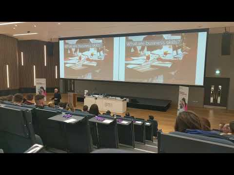 Undergraduate Business Management at Heriot-Watt University Part 1