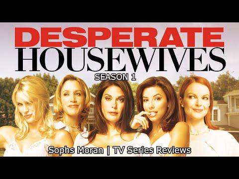 Reviews  Tv Series: Desperate Housewives Season 1