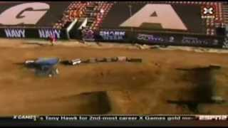 X Games Crashes of 2010