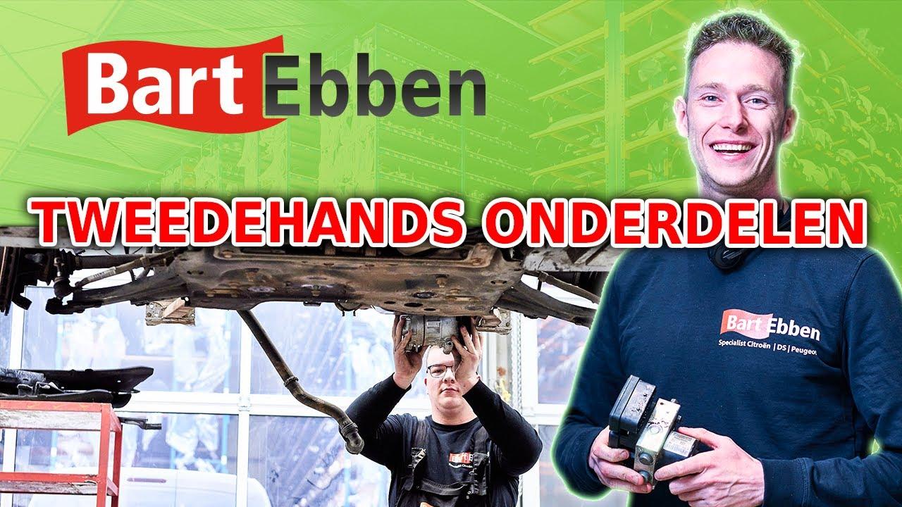 Tweedehands Autoonderdelen Citroen Peugeot Bart Ebben