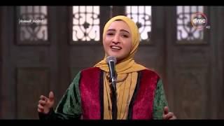 صاحبة السعادة - هلا رشدي تبدع وتتألق على مسرح صاحبة السعادة في