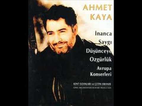 Ahmet Kaya-Gaş Sabah