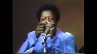 The Spinners - Ghetto Child - Live 1976