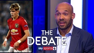 Should Man United put more faith in youth to build for the future? | The Debate | Murray and Boyd