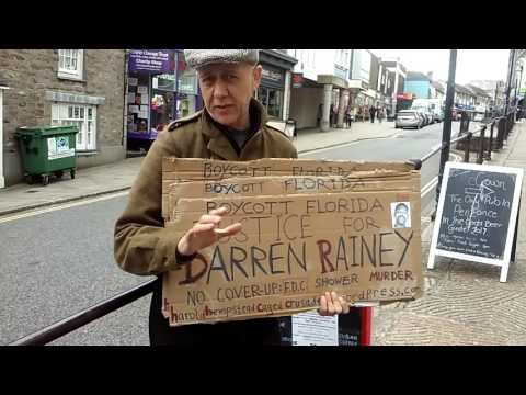 Discover The Other Side Of Florida – Darren Rainey UK Demo Jeremy Schanche PZ May Day 2017
