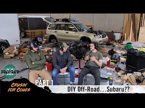 Cruisin' For Coues: DIY Off-Road…Subaru??