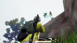狙击手麦克:这才是神级枪法,甩手一枪,空中直接秒杀敌人!