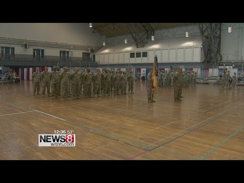 Two Connecticut Army National Guard Units return home