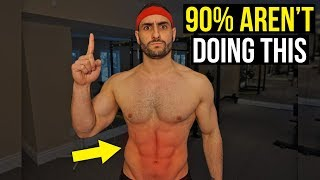 The #1 Fat Loss Method (90% DON'T DO THIS 1 THING!!)
