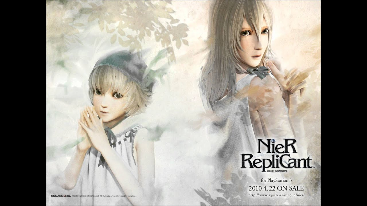 Nier Yonah Piano Extended Youtube