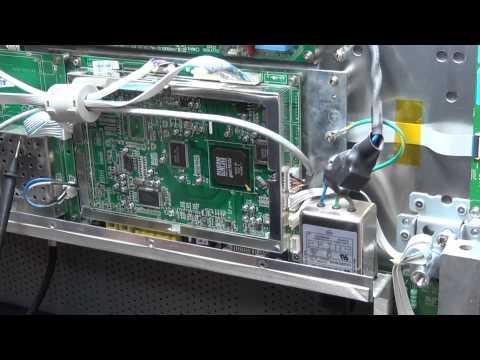 Samsung 42 plasma standby power fix