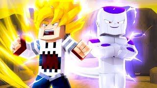 Minecraft: MEU AMIGO É O FREEZA - DRAGON BLOCK SUPER ‹ PORTUGAPC ›