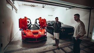 Younes Jones zeigt uns seine Villa und seine Autos... Saygin Yalcin Style thumbnail
