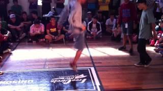 Brotherhood vs All Yap Crew | Top 16 | Free Circle Jam Vol.2 ( 2012 )