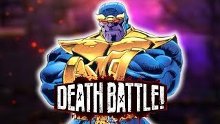 Thanos snaps into DEATH BATTLE!