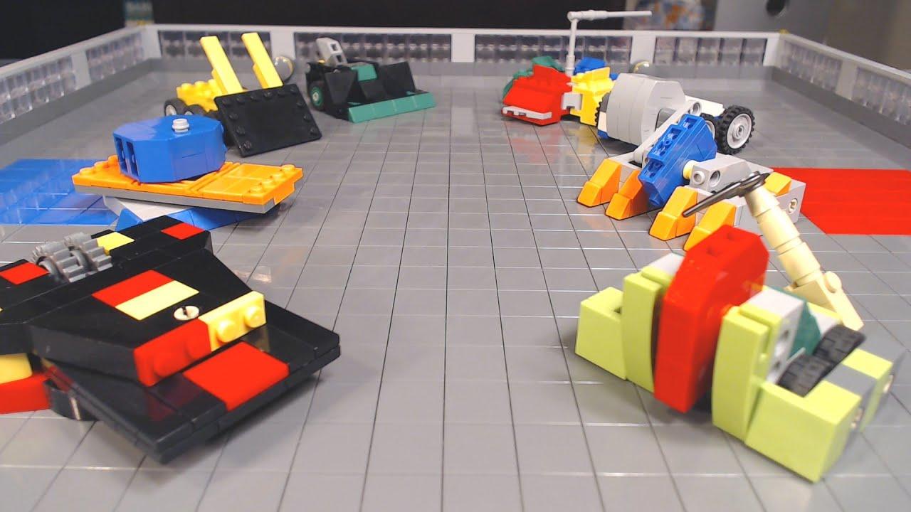 Download Lego Battlebots Season 4 Episode 2