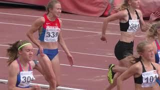 легкая атлетика девушки - первенство России #ПР18 Челябинск