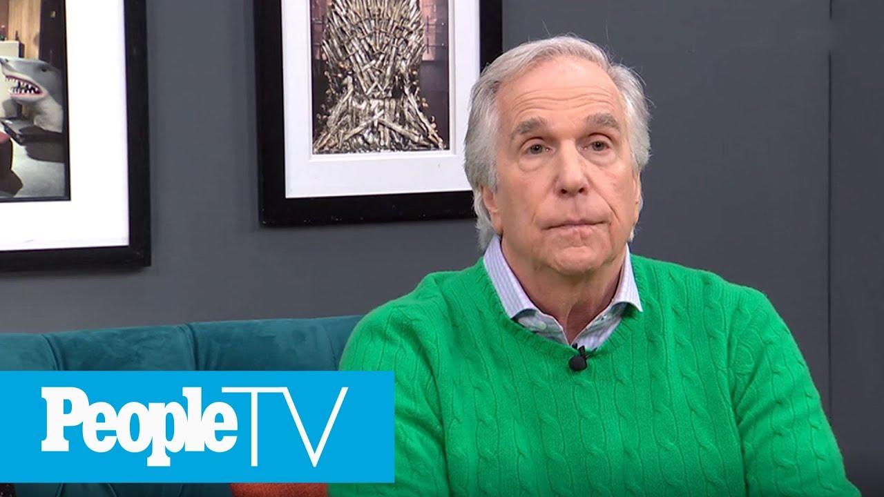 Henry Winkler's Death Scene In 'Scream' Took Two Hours To Shoot   PeopleTV
