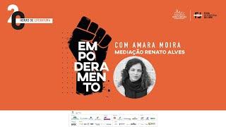 """20 HORAS DE LITERATURA """"Empoderamento"""""""