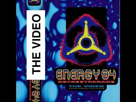 Energy 94 VHS Video 13 08 1994 Hallenstadion Zürich
