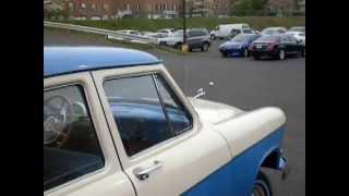 PUTIN OWNS A RUSSIAN CAR VOLGA SEEN IN AMERICA