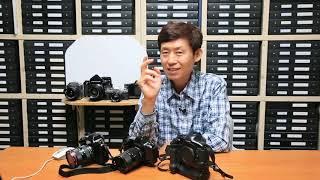 초보자 중고 필름카메라 구입하는 방법, 장농카메라 고장…