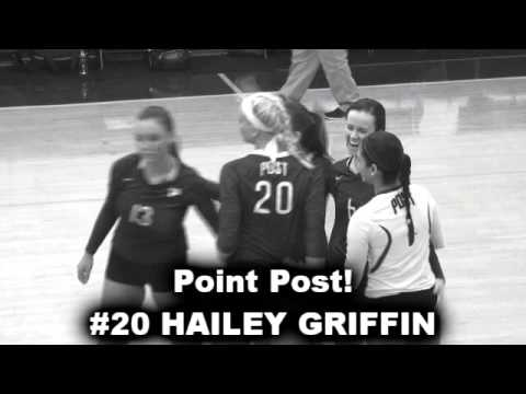 Women's Volleyball Highlights - Post University vs Concordia College New York - Nov. 3, 2014