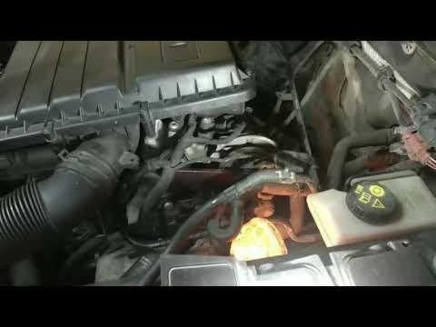 Шкода Октавия А7!!! Замена ремня ГРМ!!! Двигатель 1.6 атмосферный