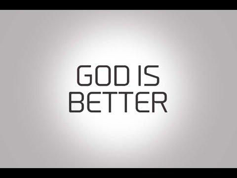 Francis Chan Bůh je lepší CZ Titulky God Is Better